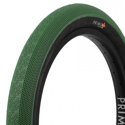 "Primo PRIMO RICHTER TIRE 20 X 2.4"" GREEN/BLACK"