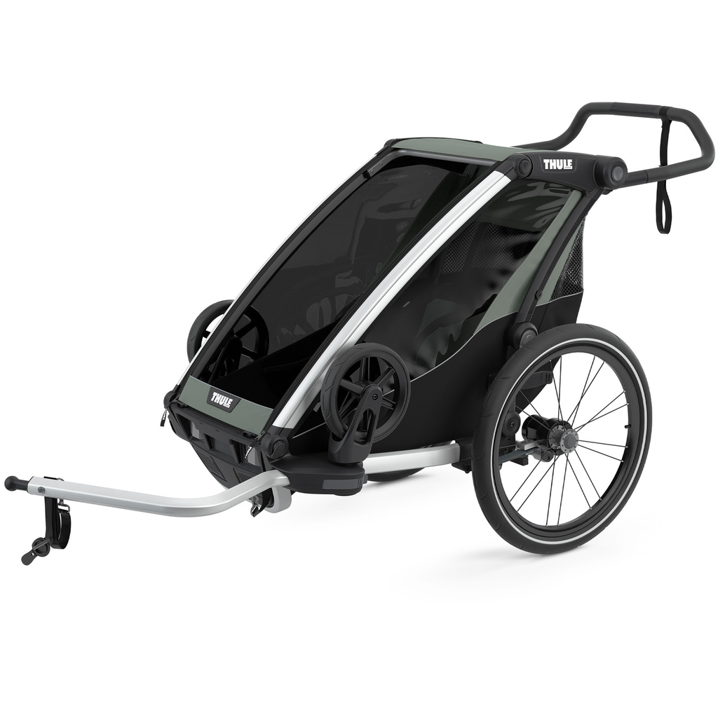 Thule 2021 THULE CHARIOT LITE 1 AGAVE GREY