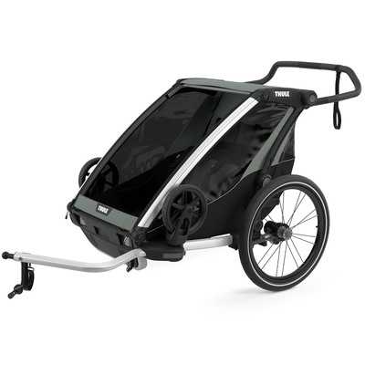 Thule 2021 THULE CHARIOT LITE 2 AGAVE GREY (AVAILABLE TO PRE-ORDER)