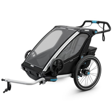 Thule 2021 THULE CHARIOT SPORT 2 BLACK (AVAILABLE TO PRE-ORDER)