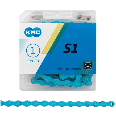 KMC KMC S1 112L 1S 1/2 X 1/8 CHAIN