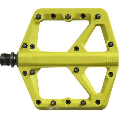 Crank Bros CRANK BROTHERS STAMP 1 PEDAL YELLOW SMALL