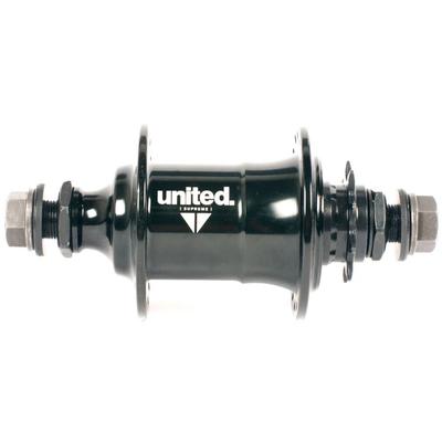 United UNITED SUPREME FREECOASTER RHD HUB BLACK