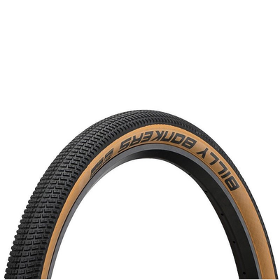 "Schwalbe SCHWALBE BILLY BONKERS 26 X 2.1"" TIRE BLACK/TAN"