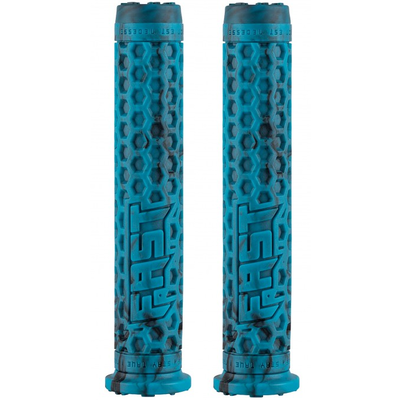 NS NS HOLD FAST UNLOCKED GRIPS BLUE/BLACK