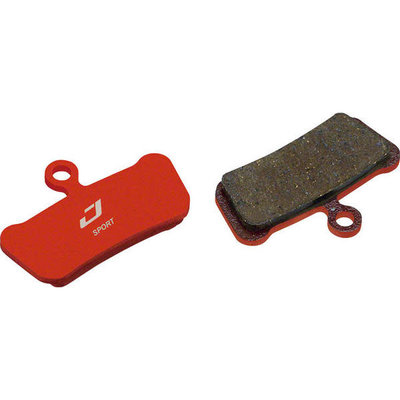 Jagwire JAGWIRE SPORT SEMI METALLIC  SRAM LEVEL BRAKE PAD