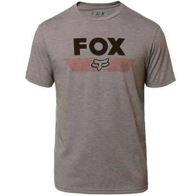 Fox FOX AVIATOR TECH TEE GRAPHITE