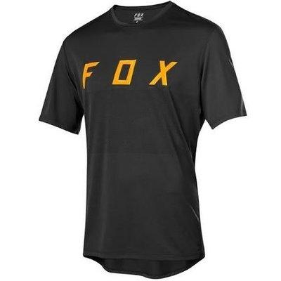 Fox FOX RANGER SS JERSEY BLACK/ORANGE