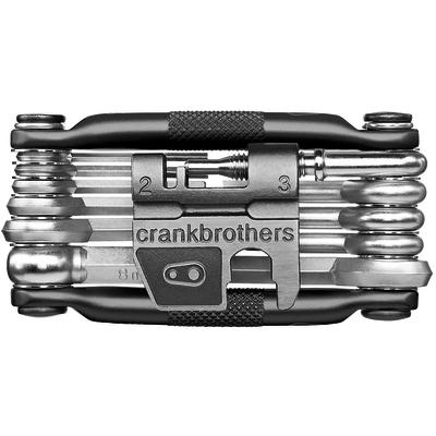 Crank Bros CRANK BROTHERS MULTI TOOL M17 DARK GREY