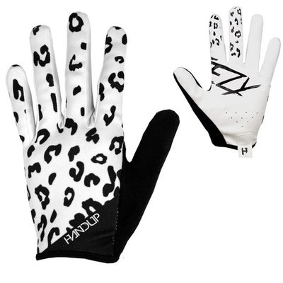 HANDUP HANDUP MOST DAYS GLOVE WHITE LEOPARD