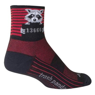 """Sock Guy SOCK GUY 3"""" CLASSIC BUSTED S/M"""
