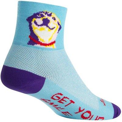 "Sock Guy SOCK GUY 3"" CLASSIC GRIN L/XL"