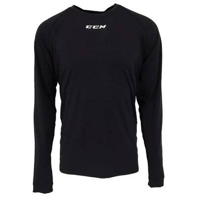 CCM CCM MENS PERFORMANCE LOOSE FIT LONG SLEEVE TOP SR S19