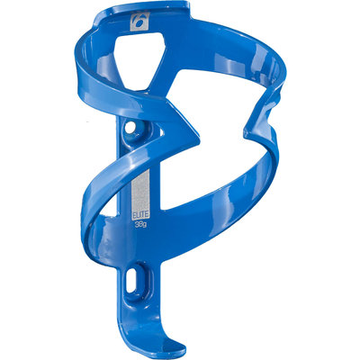 Bontrager BONTRAGER ELITE COMPOSITE WATER BOTTLE CAGE WATERLOO BLUE