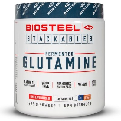 Biosteel BIOSTEEL STACKABLES FERMENTED GLUTAMINE 225G