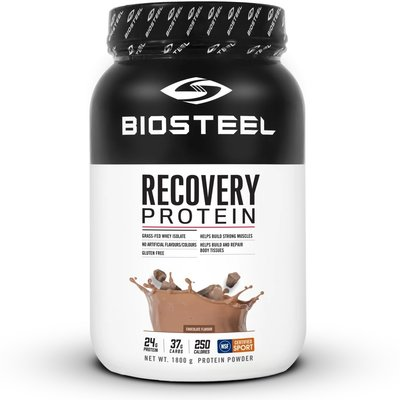 Biosteel BIOSTEEL RECOVERY PROTEIN CHOCOLATE 1800G