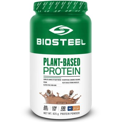 Biosteel BIOSTEEL PLANT BASED PROTEIN CHOCOLATE 825G