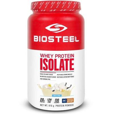 Biosteel BIOSTEEL WHEY PROTEIN ISOLATE VANILLA 816G