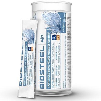 Biosteel BIOSTEEL SPORTS DRINK PACKET TUBES  WHITE FREEZE
