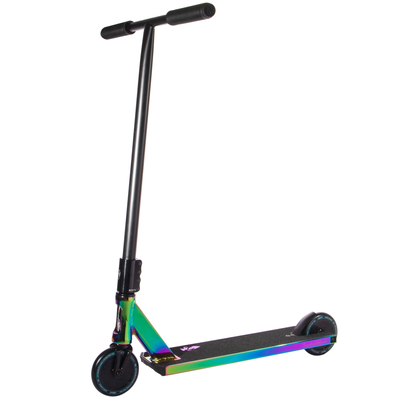 North Scooter NORTH SWITCHBLADE SCOOTER OIL SLICK/BLACK