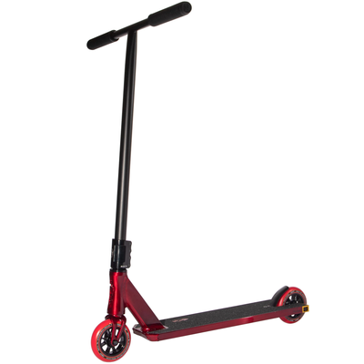 North Scooter NORTH TOMAHAWK SCOOTER TRANS RED WINE/BLACK