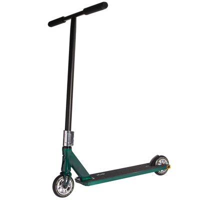 North Scooter NORTH TOMAHAWK SCOOTER TRANS FOREST GREEN/SILVER