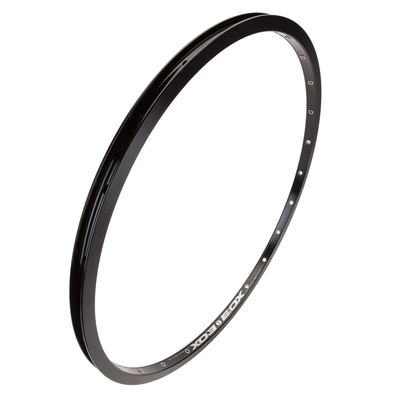 "Box BOX ONE REAR RIM 24 X 1.75"" BLACK 36H"