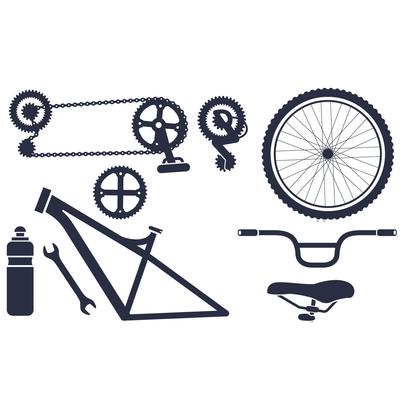 B&P DISASSEMBLE / STRIP BICYCLE (HARD TAIL)