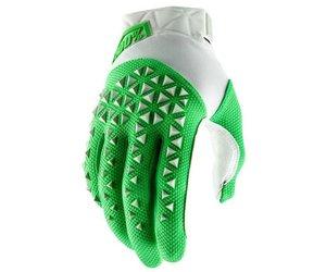 100% 100% Airmatic Glove Lime