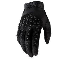 100% 100% Geomatic Glove Black