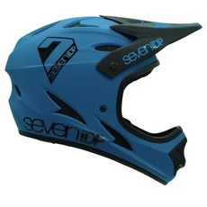7IDP M1 HELMET BLUE/BLACK LARGE 59-60CM