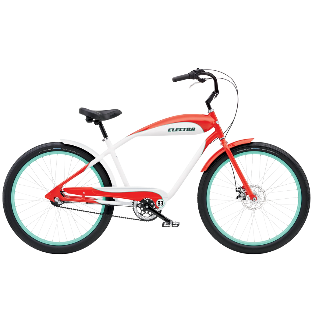 Electra 2021 ELECTRA EBC '93 3I STEP OVER RED/WHITE