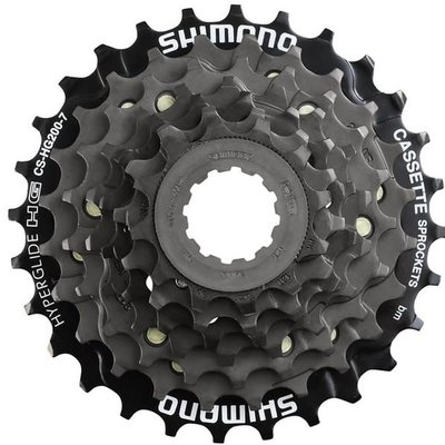 Damco DAMCO SHIMANO 7 SPEED CASSETTE 11-28