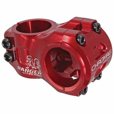 Chromag CHROMAG STEM RANGER V2 31.8MM RED
