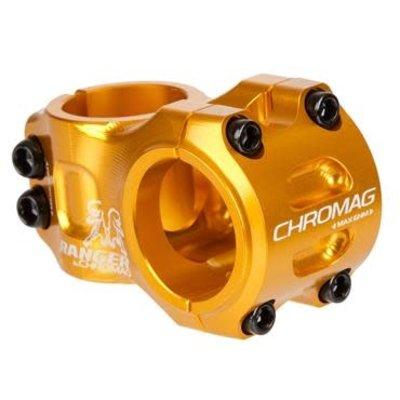 Chromag CHROMAG STEM RANGER V2 31.8MM GOLD