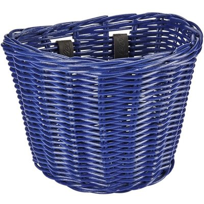 Electra ELECTRA RATTAN SMALL BASKET BLUE