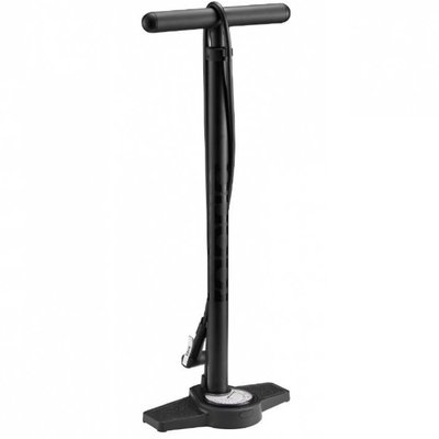 GT FABRIC STRATOSPHERE SPORT FLOOR PUMP BLACK