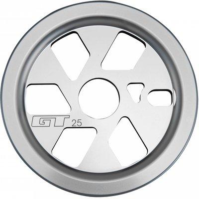GT GT POWERGUARD SPROCKET SILVER 25T