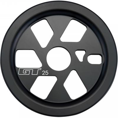 GT GT POWERGUARD SPROCKET BLACK 25T