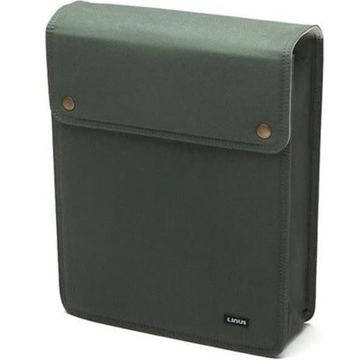 LINUS THE OFFICE PANNIER BAG ARMY GREEN