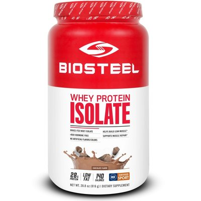 Biosteel BIOSTEEL WHEY PROTEIN ISOLATE CHOCLOLATE 816G