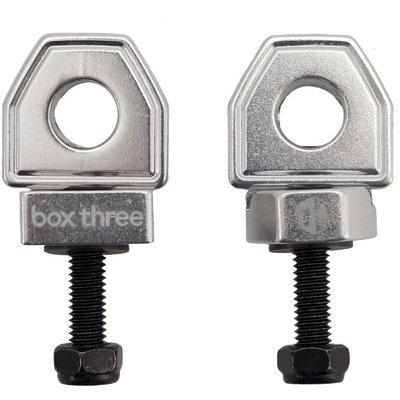 Box BOX THREE CHAIN TENSIONER SILVER
