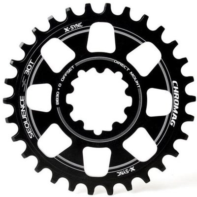 Chromag CHROMAG SEQUENCE DIRECT MOUNT CHAINRING 30T