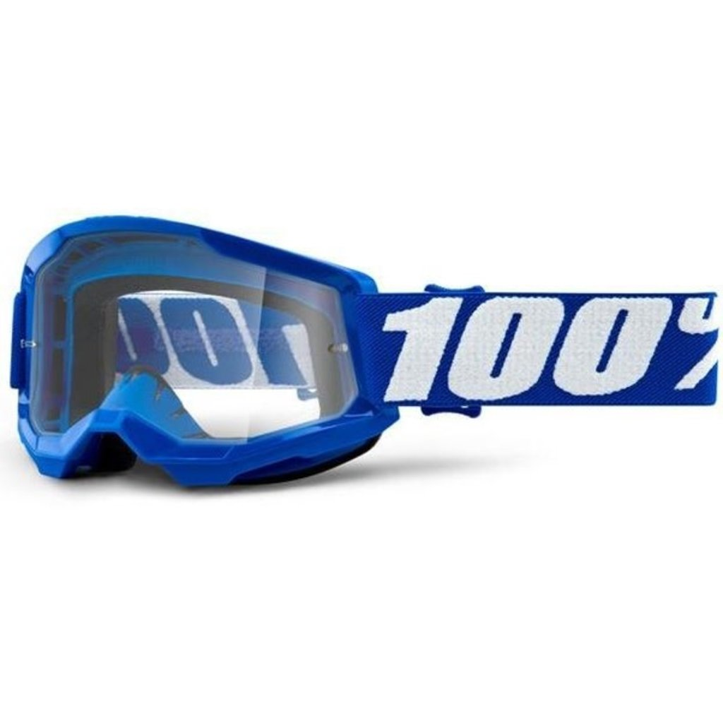 100% 100% STRATA 2 YOUTH GOGGLES