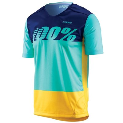 100% 100% AIRMATIC JERSEY