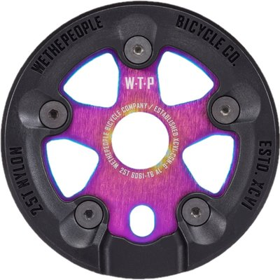 We The People WE THE PEOPLE PARAGON GUARD SPROCKET 25T OIL SLICK