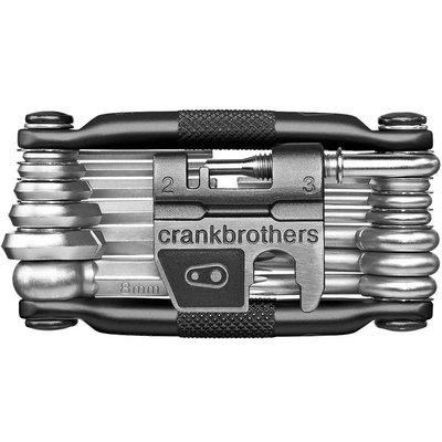 Crank Bros CRANK BROTHERS MULTI TOOL M19 BLACK