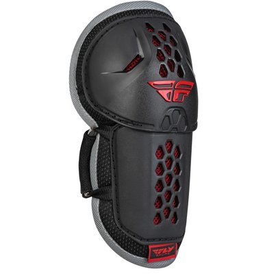 Fly Racing FLY BARRICADE YOUTH ELBOW PAD OS BLACK/RED
