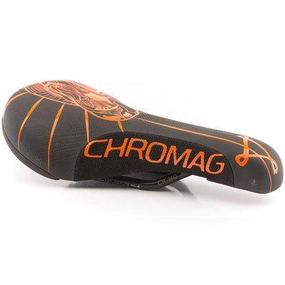 Chromag CHROMAG OVERTURE SADDLE BLACK/ORANGE