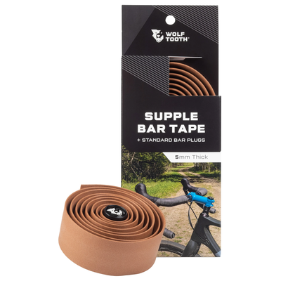 WOLF TOOTH WOLF TOOTH SUPPLE BAR TAPE BROWN